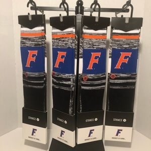 Florida Gator socks